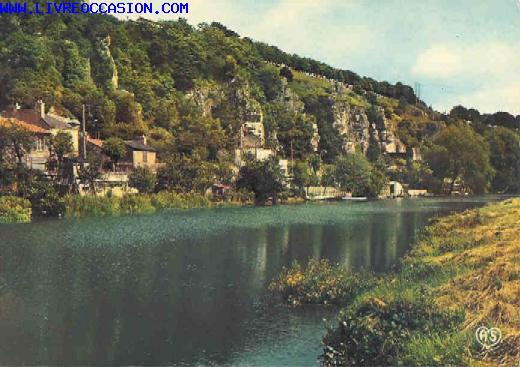 Poitiers vienne 86 le clain et les rochers du porteau for Vienne poitiers
