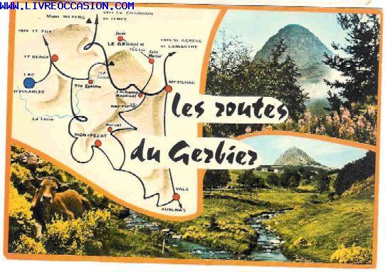 mont gerbier de jonc carte Le Mont Gerbier de Jonc altitude 1551 m. Source de la Loire
