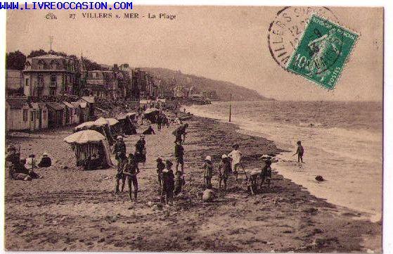 Villers Sur Mer carte postale