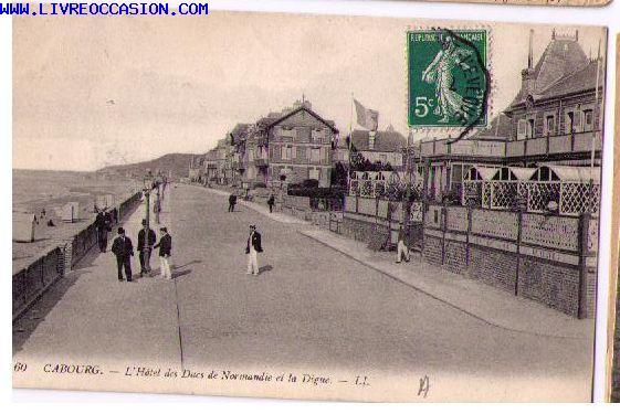 Cabourg carte postale