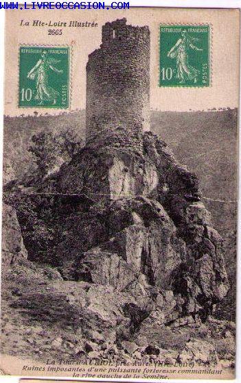 Aurec Sur Loire carte postale