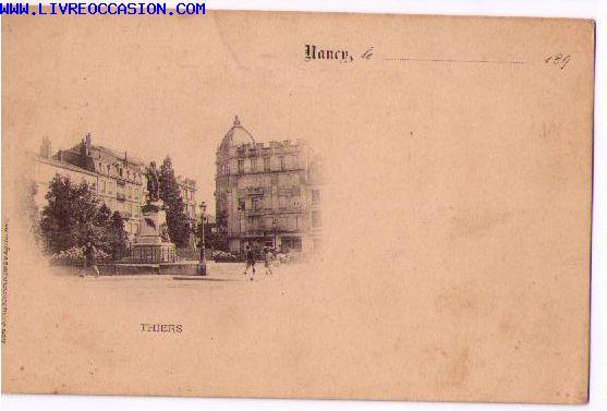 Thiers carte postale