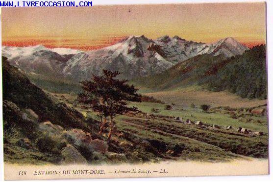Sancy carte postale