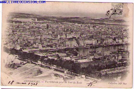 Cherbourg carte postale