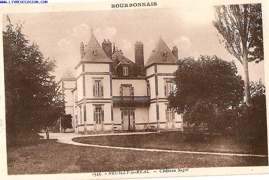 chateau a vendre neuilly le real