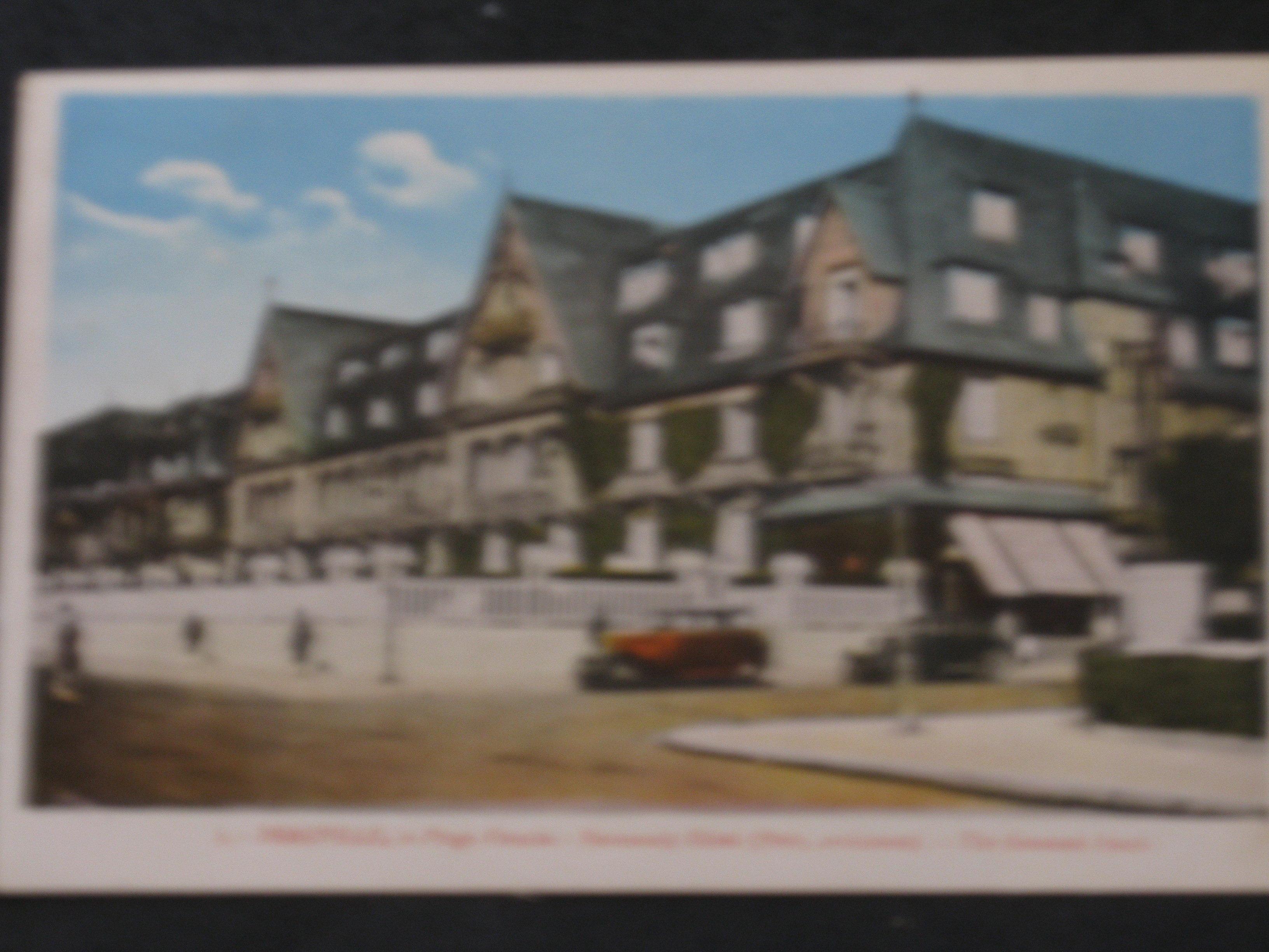 deauville carte postale