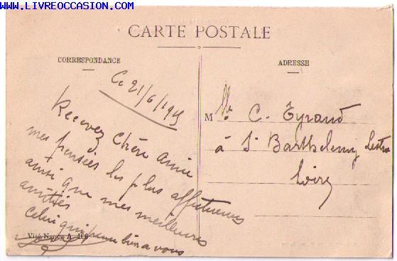 Mont sur meurthe un coin du village bombard guerre 1914 1915 carte pos - Boncoin meurthe et moselle ...