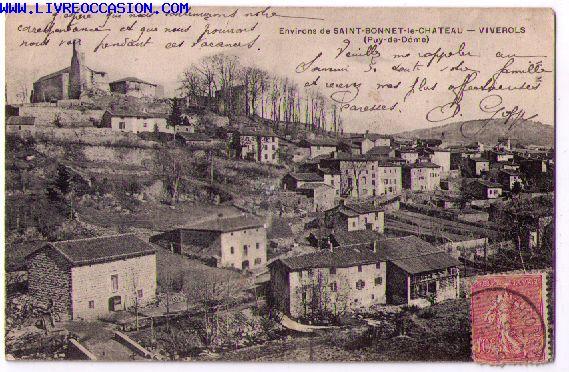 Viverols carte postale