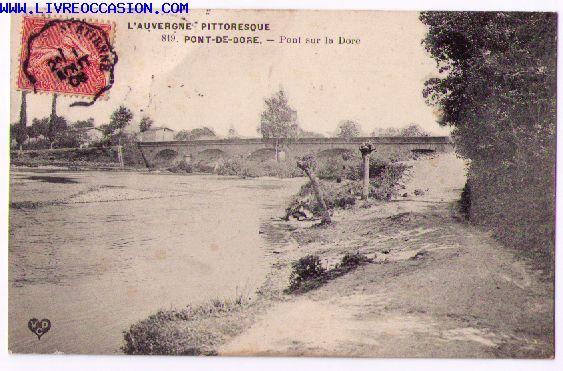 Pont De Dore carte postale