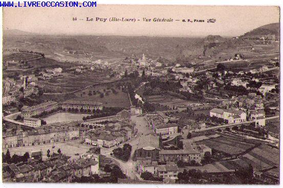 Le Puy En Velay carte postale