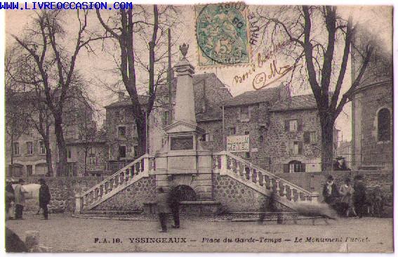 Yssingeaux carte postale