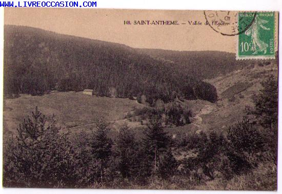 St Antheme carte postale