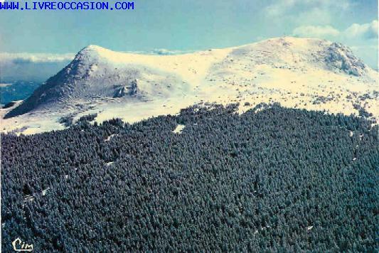 Mont MEZENC carte postale