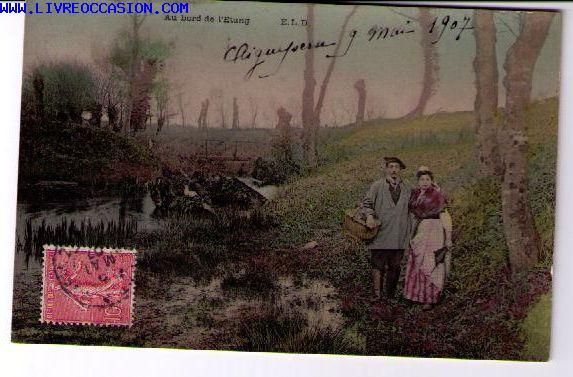 Aigueperse carte postale