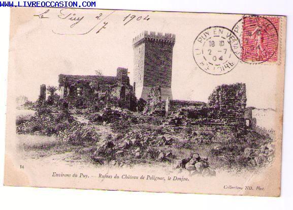 Polignac carte postale