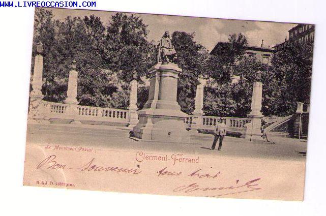 Clermont Ferrand carte postale